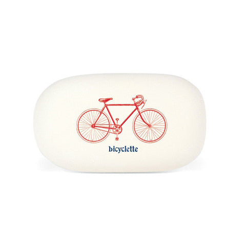 Cavallini Eraser Bicycle