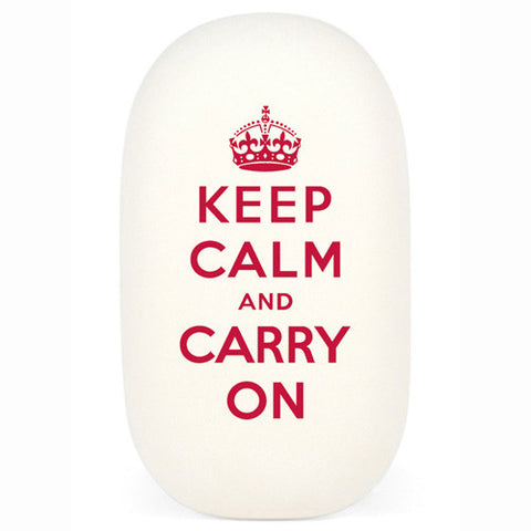 Cavallini Eraser Keep Calm