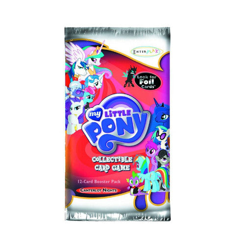 My Little Pony Canterlot Nights Booster
