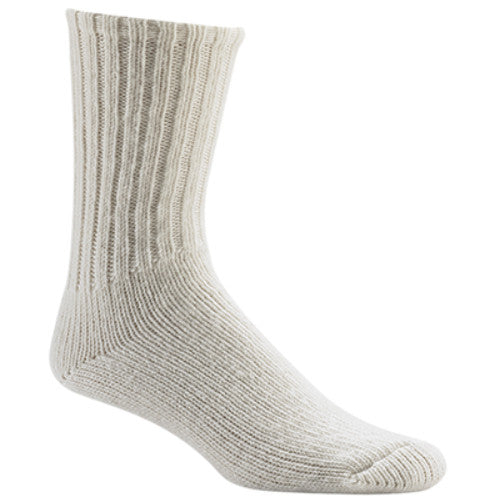 Wigwam Socks Husky Crew White XL (Men 12-15)