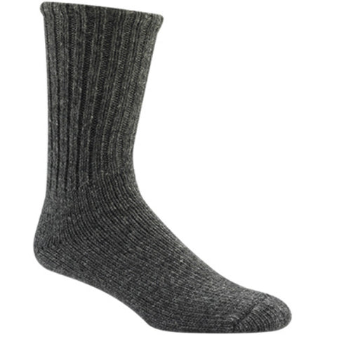 Wigwam Socks Husky Crew Charcoal LG (Men 9-12)(Wos10-13)