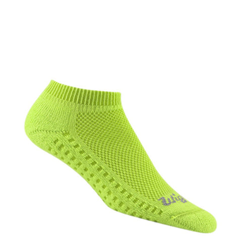 Wigwam Socks So Soft Low Cut Bright Green MD (Men 5-9.5)(Wos 6-10)