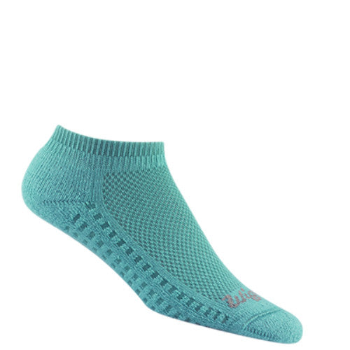 Wigwam Socks So Soft Low Cut Aqua LG (Men 9-12)(Wos10-13)