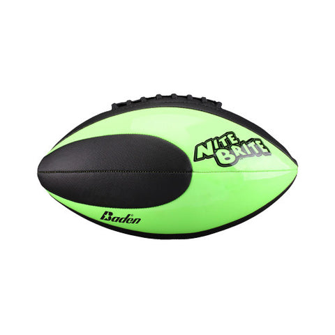 Baden Glow-in-the-Dark Football Jr.