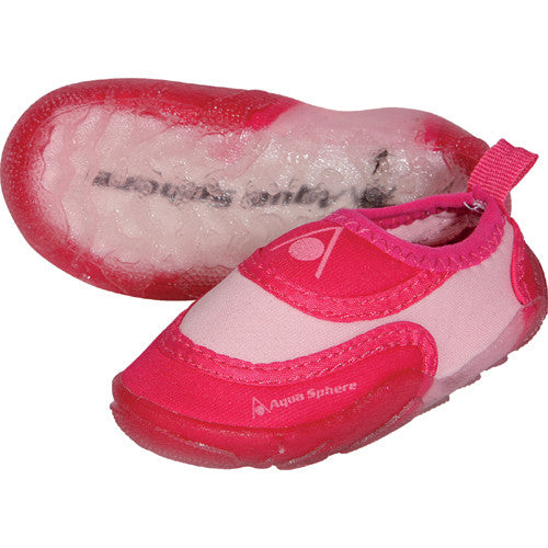AquaSphere BeachWalker Kids Pink 12