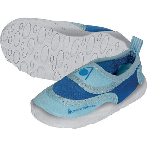 AquaSphere BeachWalker Kids Blue 11