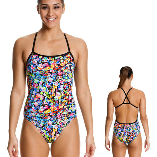 Funkita Poly CrossBk Painted Petals 14