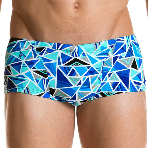 FunkyTrunks Classic Poly Trunk Shattered L