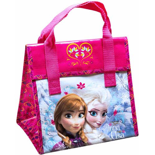 Zak Disney Frozen Anna & Elsa Lunch Tote