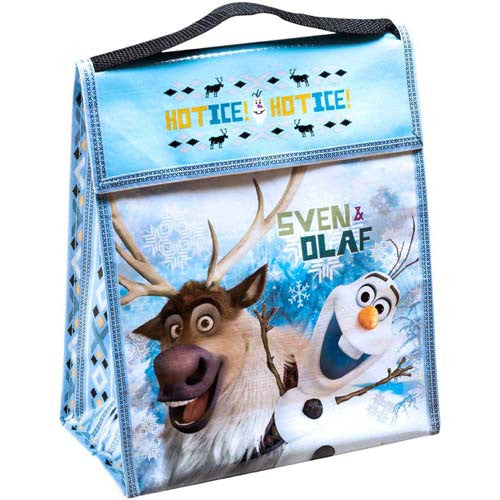 Zak Disney Frozen Sven & Olaf Lunch Tote