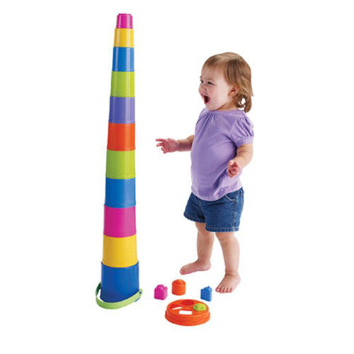Kidoozie Stack N Sort