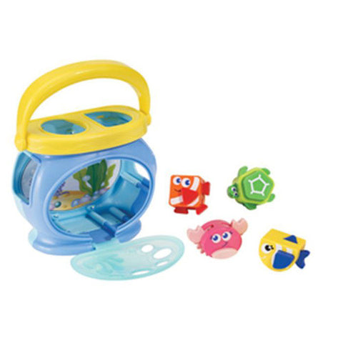 iPlay Poppin Shapes Aquarium