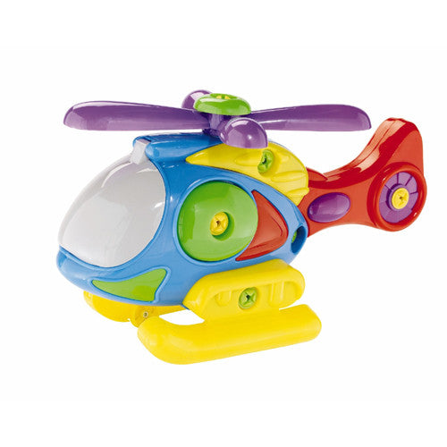 Kidoozie Take-Apart Helicopter
