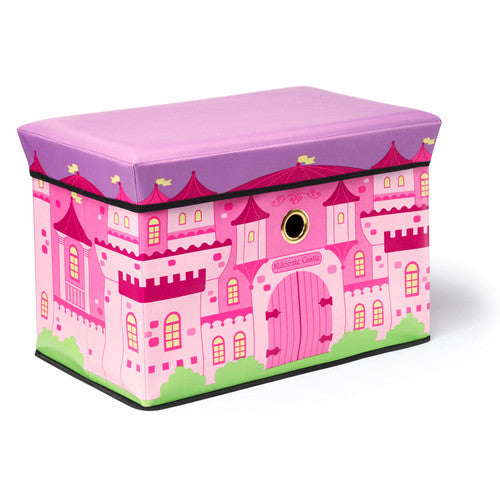 Kidoozie Princess Castle Toy Box