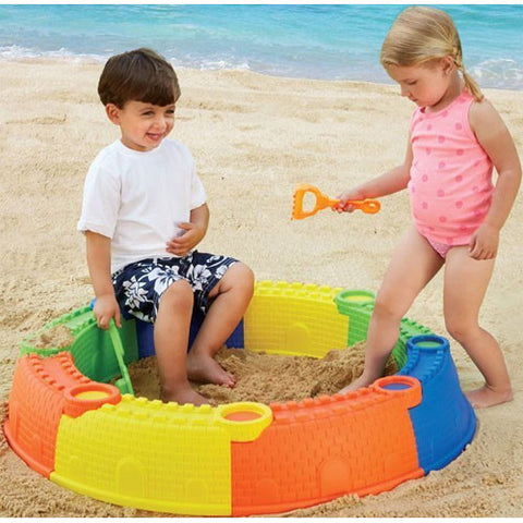 Kidoozie Castle Sand Pit