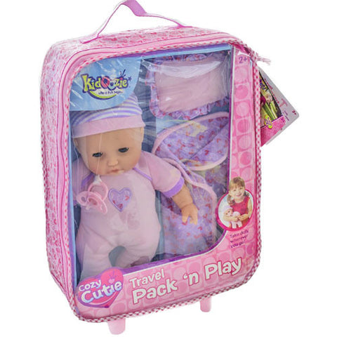Kidoozie Cozy Cutie Pack N Play
