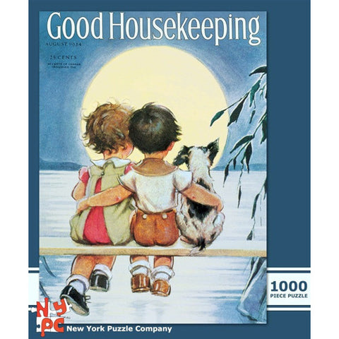 Good Housekeeping Under the Full Moon
