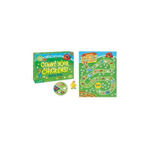Peaceable Count Your Chickens Game