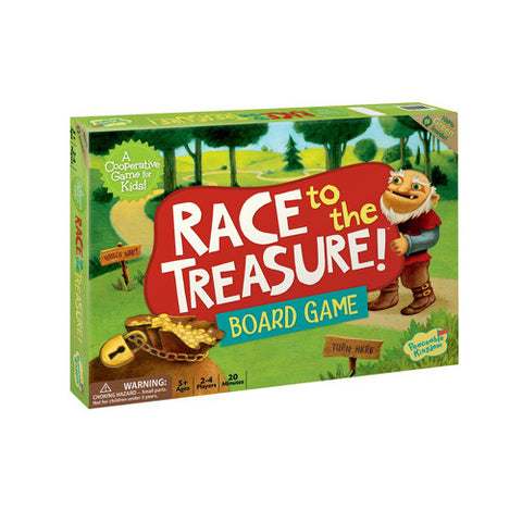 Peaceable Race to the Treasure