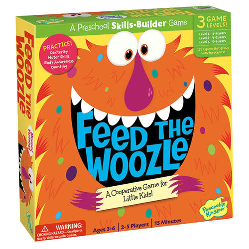 Peaceable Feed the Woozle Game