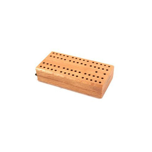 Classic Folding Cribbage Board