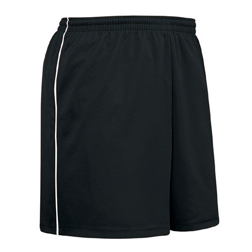 High 5 Soccer Short Horizon Black Yth.Small