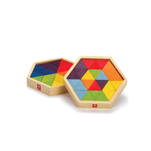 Hape Mixed Shape Puzzles