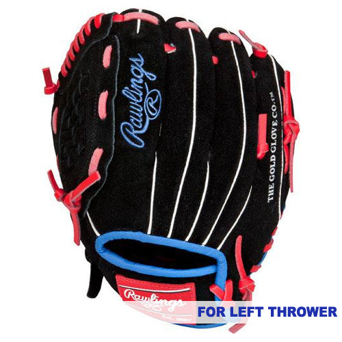 Rawlings 9.5 Inch Jpl950-Rh Black Blue R