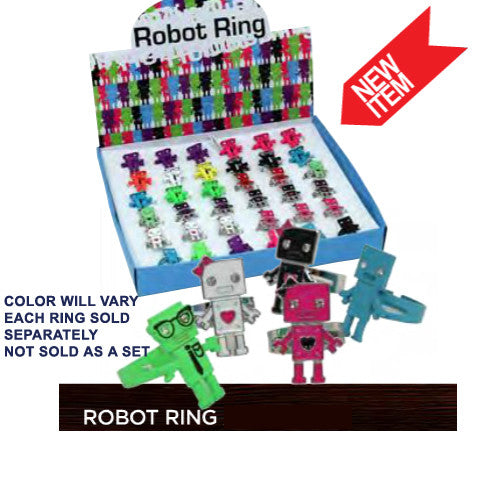 Wet Products Robot Ring