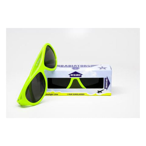 Babiators Junior Sunglasses Babiators| Limelight Lime