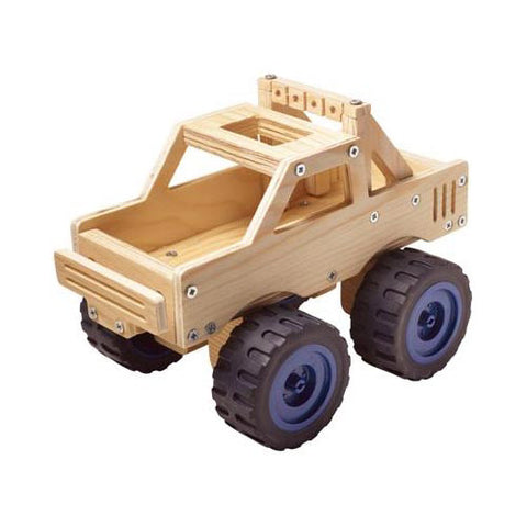 Red ToolBox Monster Truck Kit