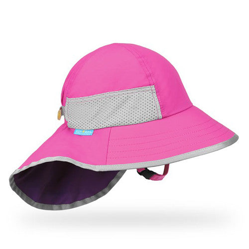 Sunday Afternoons Play Hat Youth 5-9 Years Fuschia