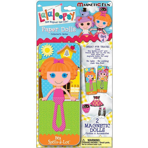 Lee Lalaloopsy Mini Magnetic Tin
