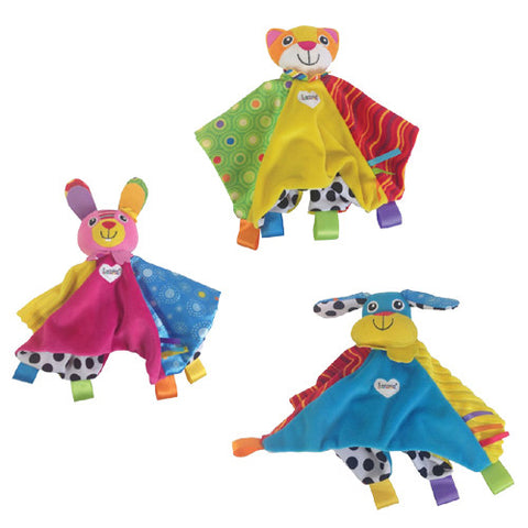 Lamaze Blankie Assortment