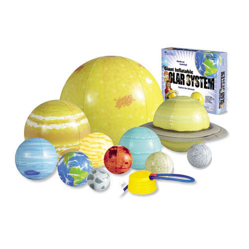 Learning Inflatable Solar System