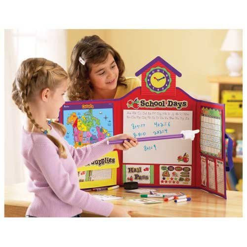 Learning Pretend  Play School Set