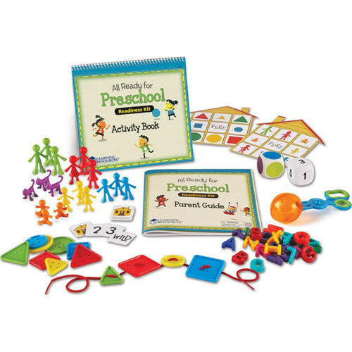 Learning Resources Preschool Ready Kit