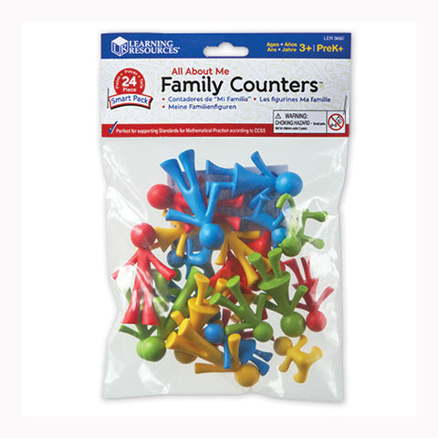 Learning Resources Family Counters