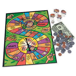 Learning Resources Money Bags Game