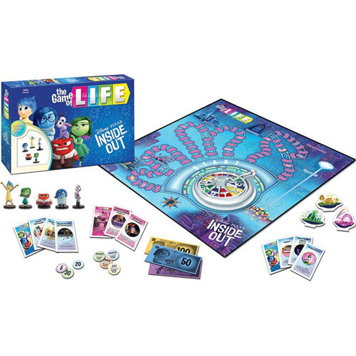 USAopoly Life Inside Out