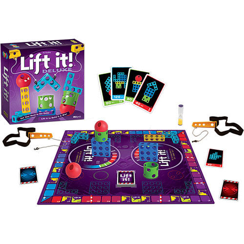 USAopoly Lift It! Deluxe