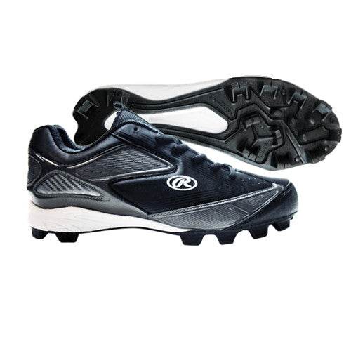 Rawlings Peak Low Black 12.5 Youth