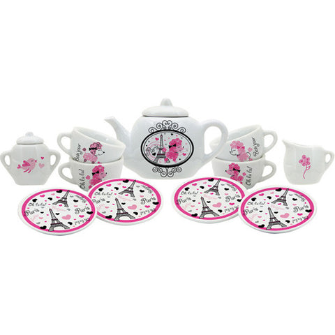 Schylling La Tea Da Tea Set
