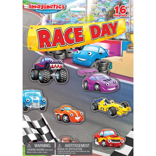 Imaginetics Race Day