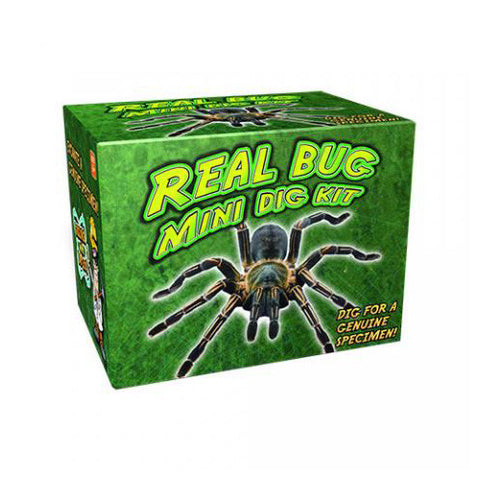 Dr. Cool Real Bug Mini Dig Kit