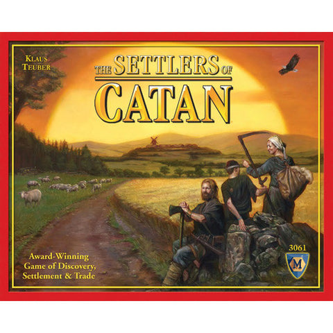 Settler's of Catan 5th Edition