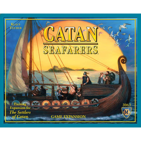 Settlers of Catan Seafarers of Catan