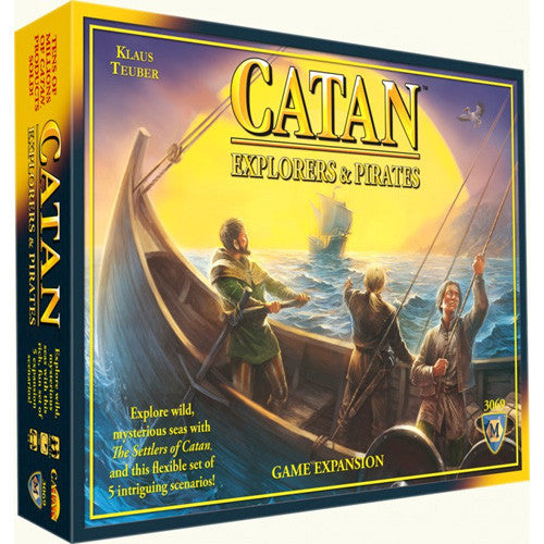 R&M Explorers & Pirates of Catan