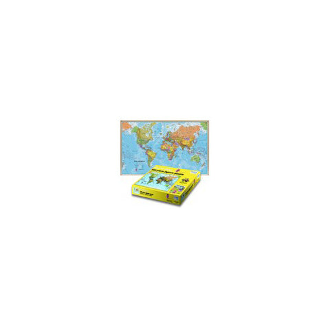 Round Solutions 500pc World Puzzle