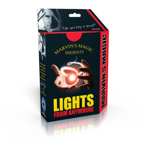 Marvin's Magic Lights From Anywhere Adul
